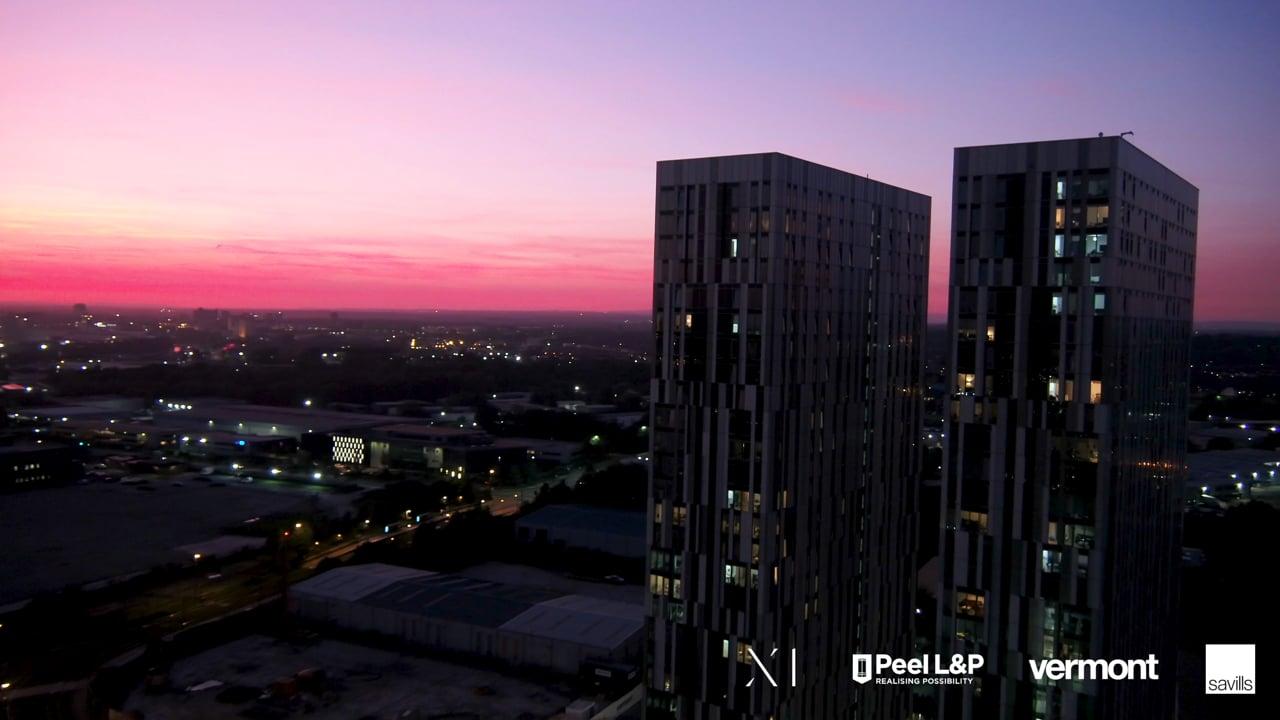 X1 Media City – October 2019