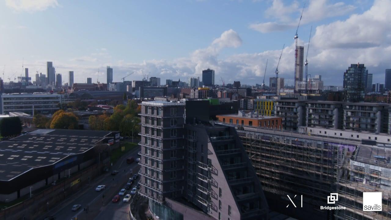 X1 The Plaza – November 2019