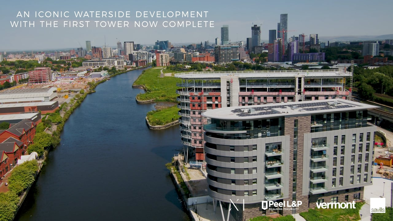 X1 Manchester Waters – August 2020