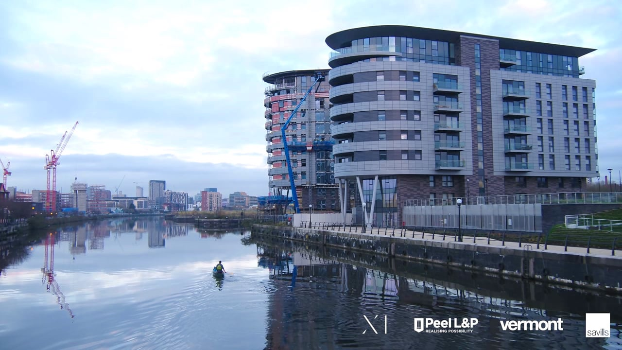 X1 Manchester Waters – December 2020